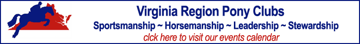 Virginia Regions Pony Club